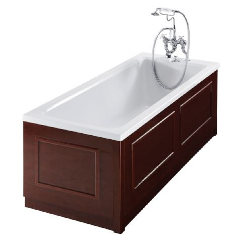 Burlington Traditional Mahogany 2 Piece adjustable Bath Panels